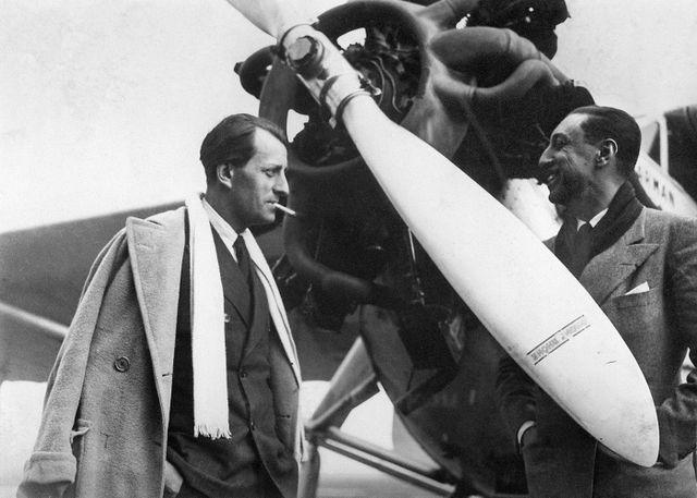 Yémen - Reine de Saba - André Malraux en 1934, un an après avoir obtenu le prix Goncourt pour son roman « La Condition humaine ». © AFP