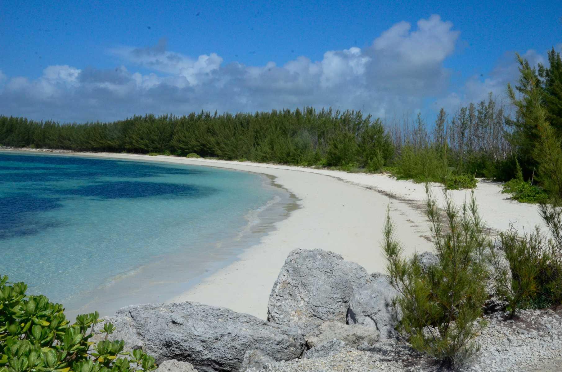 Bahamas - Gran Bahama - Lagons et 100 km de plages - West End