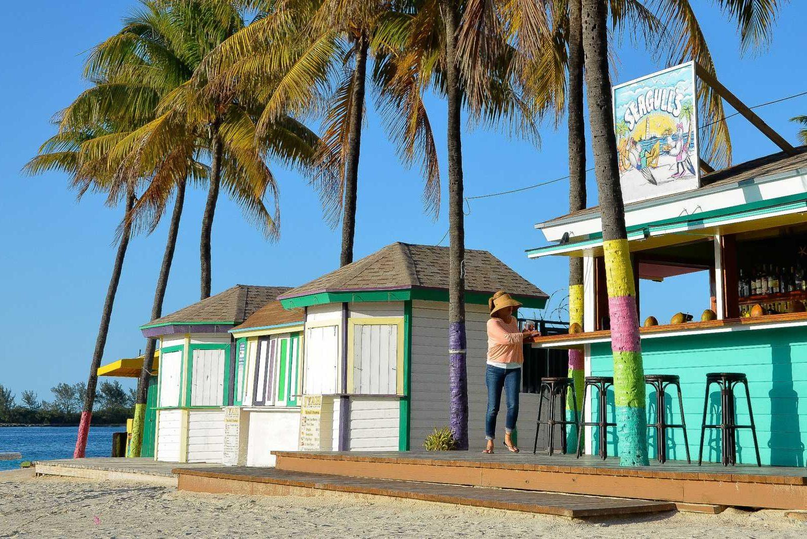 Bahamas - Ouverture