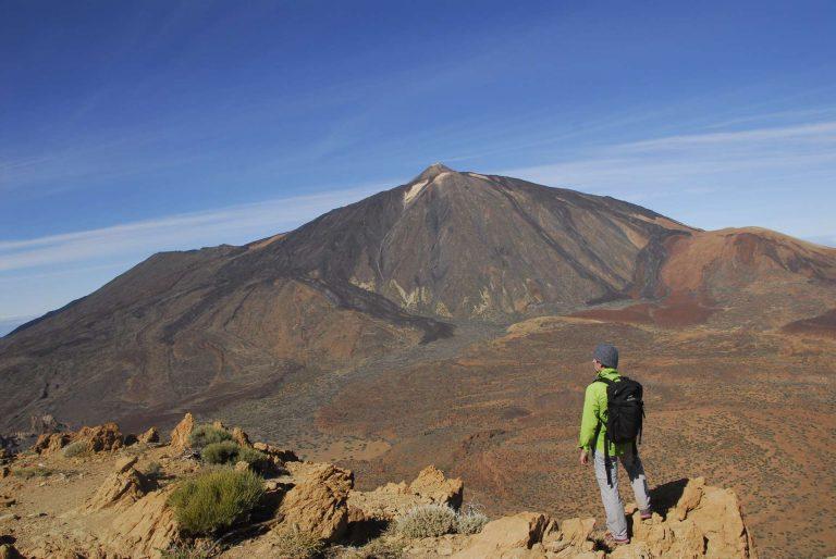 Canaries - Le roi Teide dans son univers, on ne peut plus, minéral.