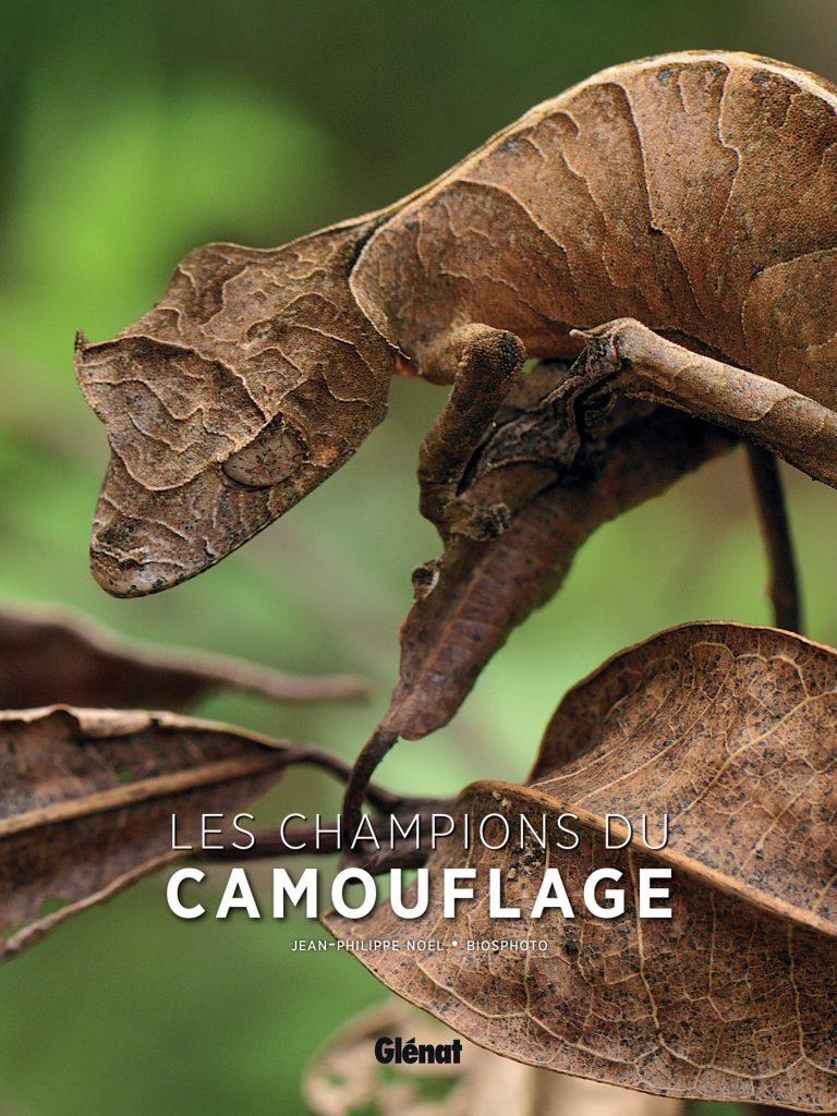 Livre - Les champions du camouflage - Jean-Philippe Noël