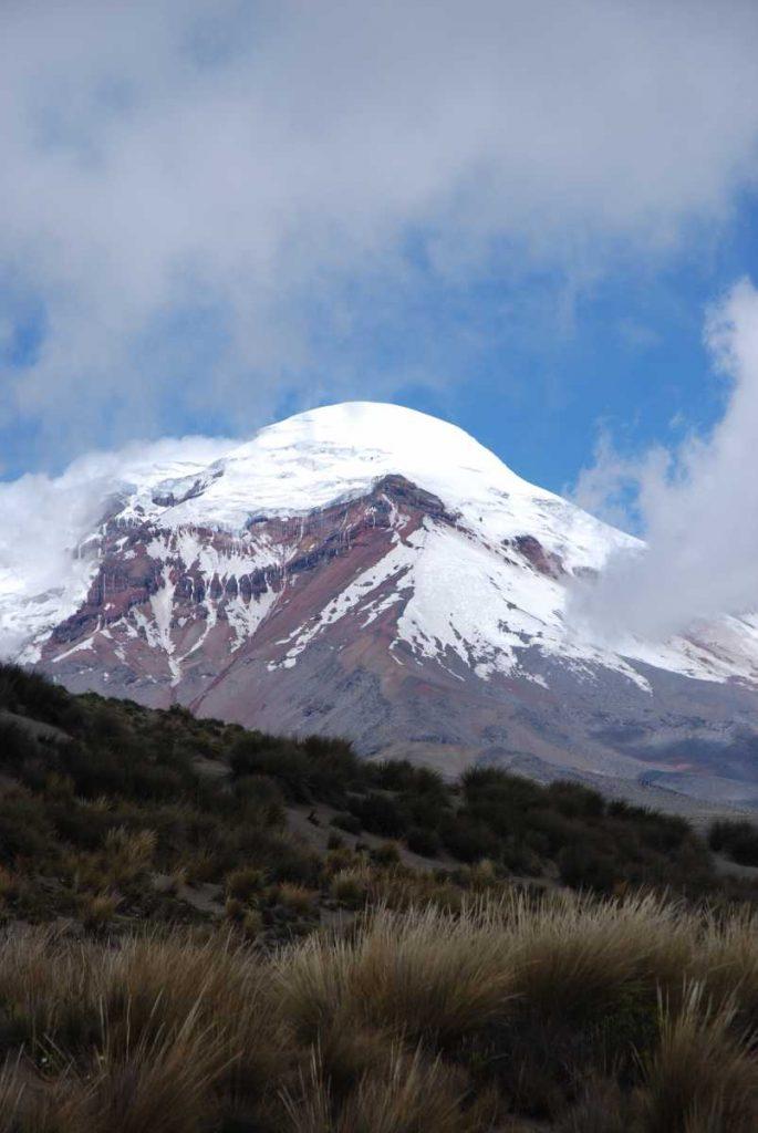 Equateur - La parfaite rondeur du Cotopaxi