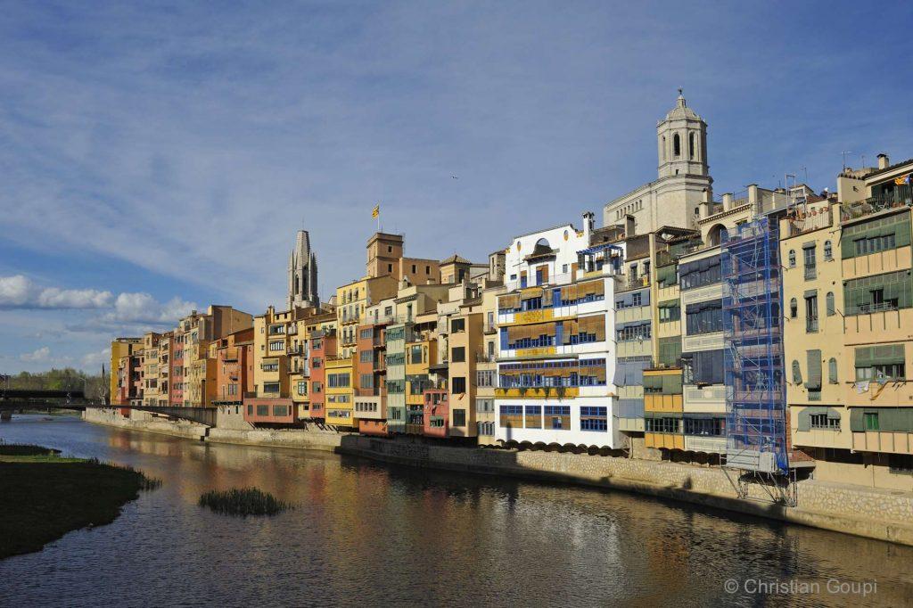 Espagne - Gerone - Leçon d'architecture à la Casa Maso