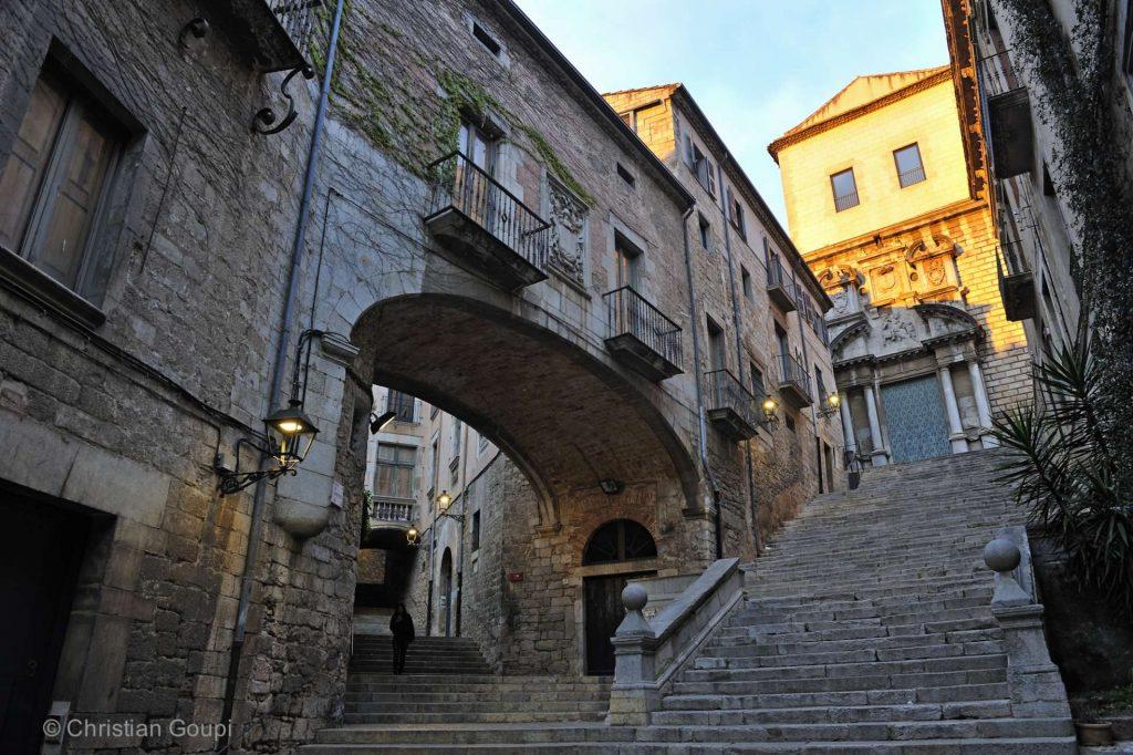 Espagne - Gerone - City Trek Game of Thrones