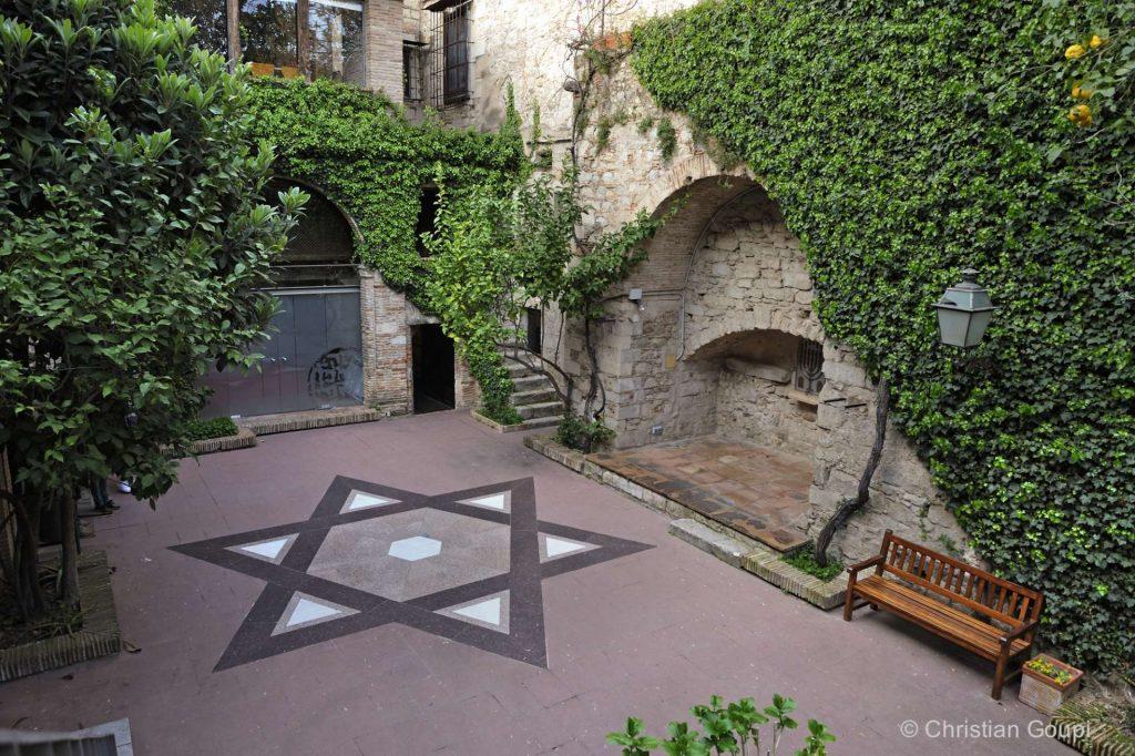 Espagne - Gerone - Musée juif