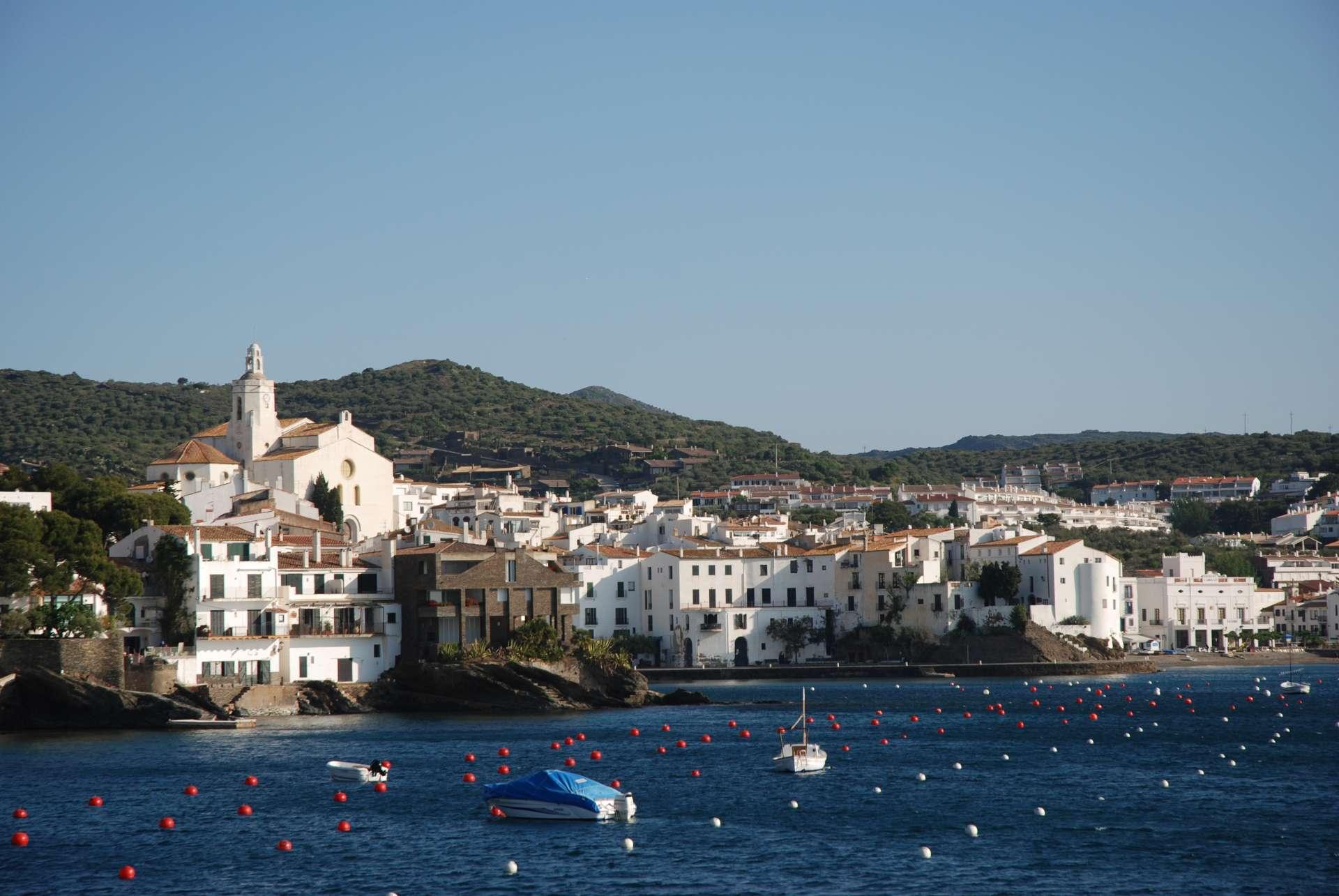 Espagne - Costa Brava - Cadaquès ! Toute autre légende serait superfétatoire.