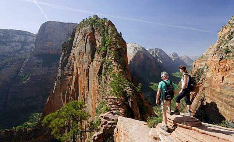 Etats-unis - Parcs de l'Utah - Escale au Majestic View Lodge de Springdale, à l'entrée sud de Zion National Park