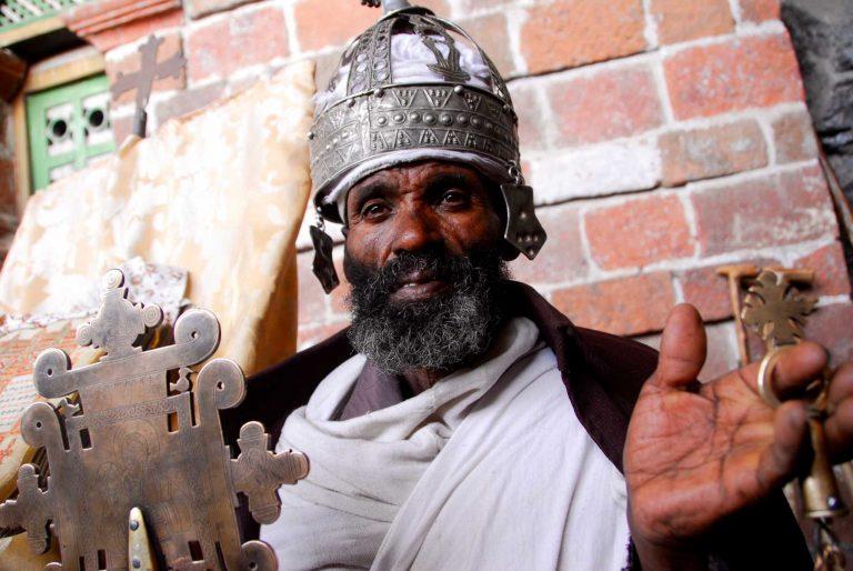 Ethiopie - Lalibela - Ouverture