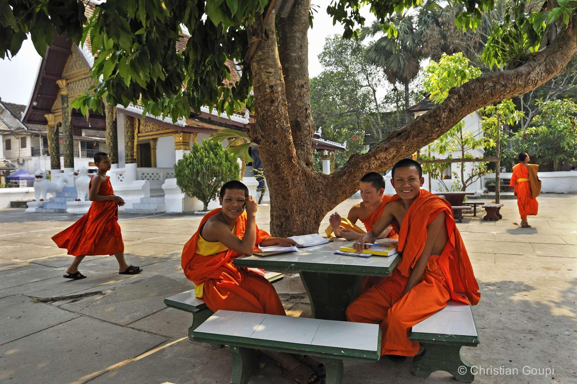Laos- Ouverture