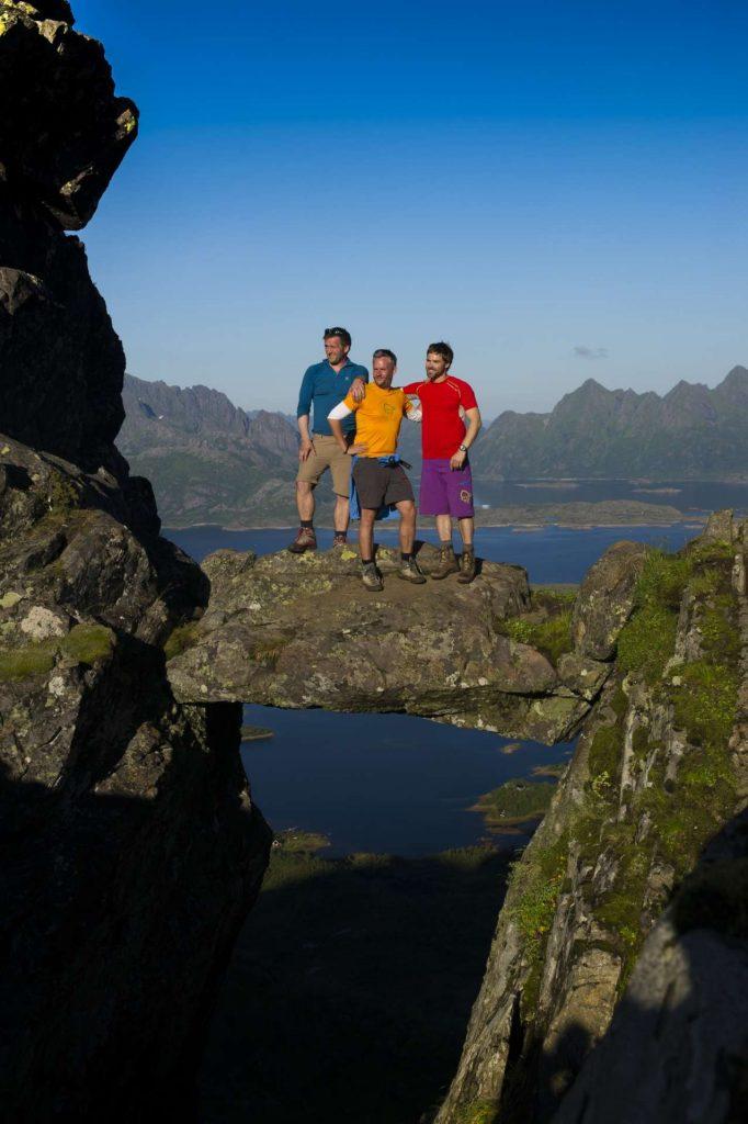 Norvège - Iles Lofoten - Djevelporten - Porte Du Diable