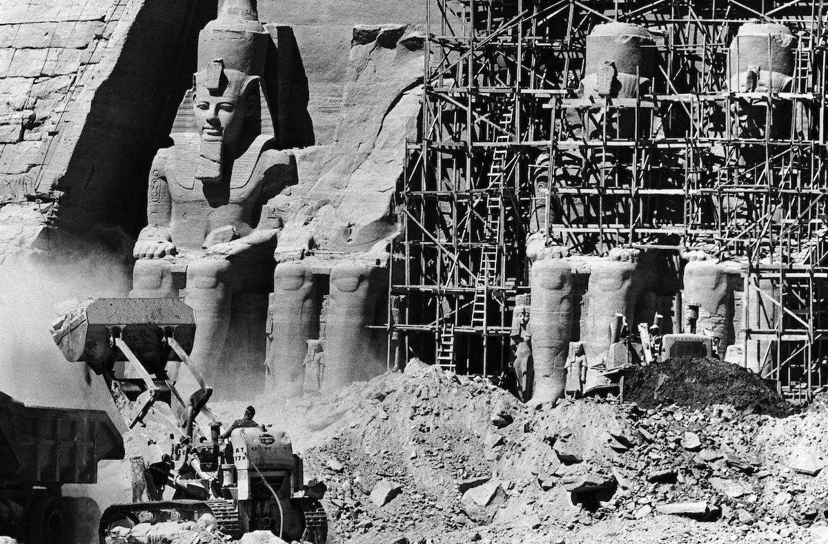 Nubie - Temples Simbel