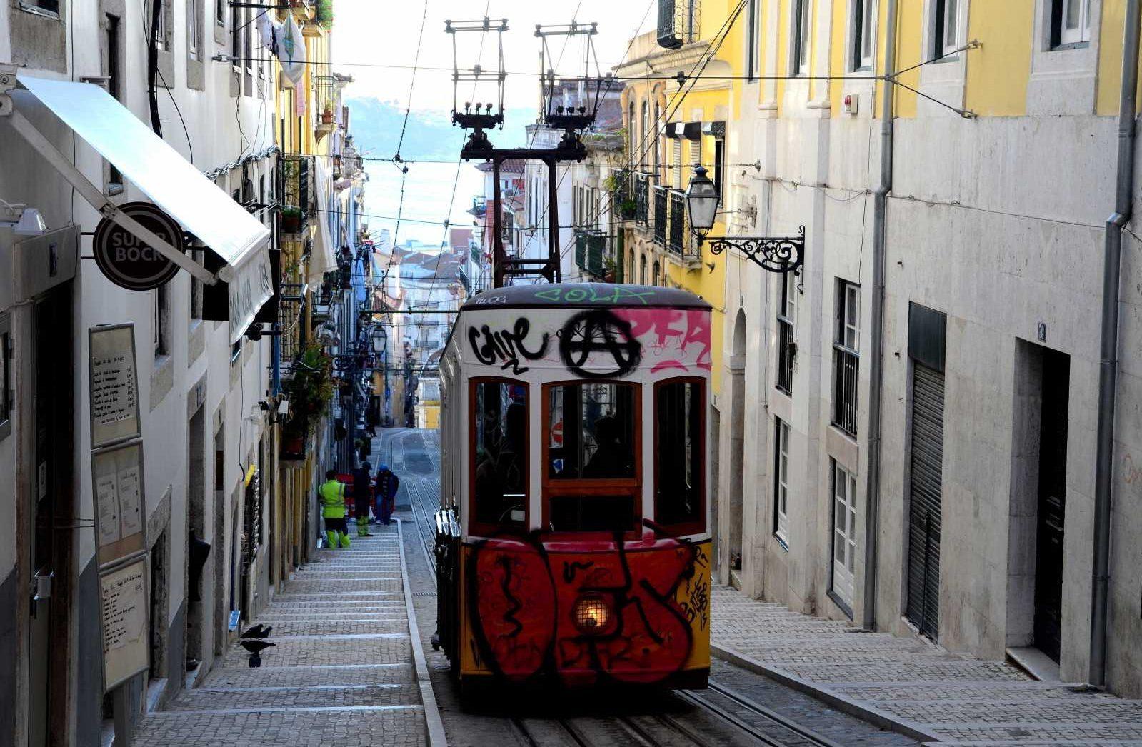Portugal - Lisbonne - Ouverture