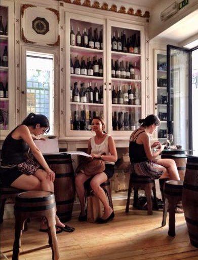 Portugal - Lisbonne - Vin & petiscos à The Old Pharmacy