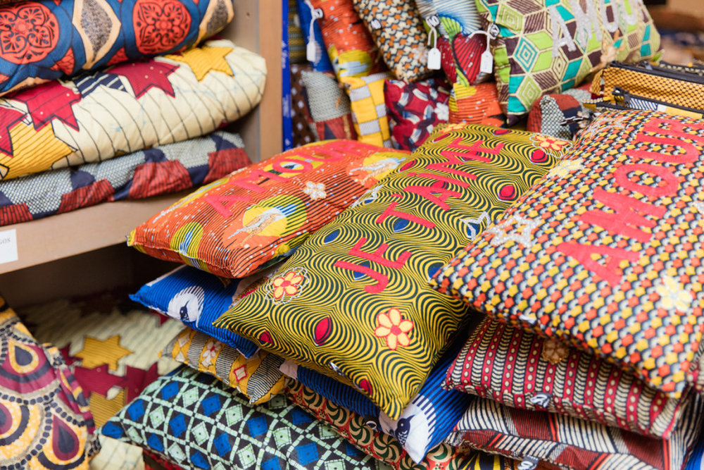 Sénégal - Dakar - Tourisme solidaire à la maison ASAO - Artisanat