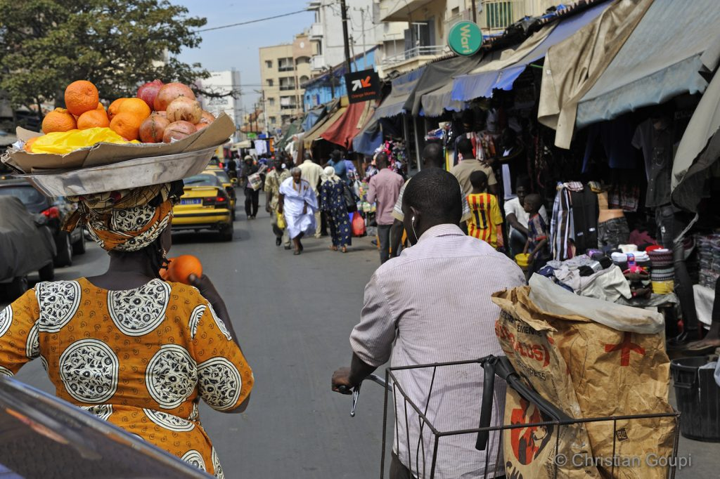 Sénégal - Dakar - Immersion au marché Sandaga