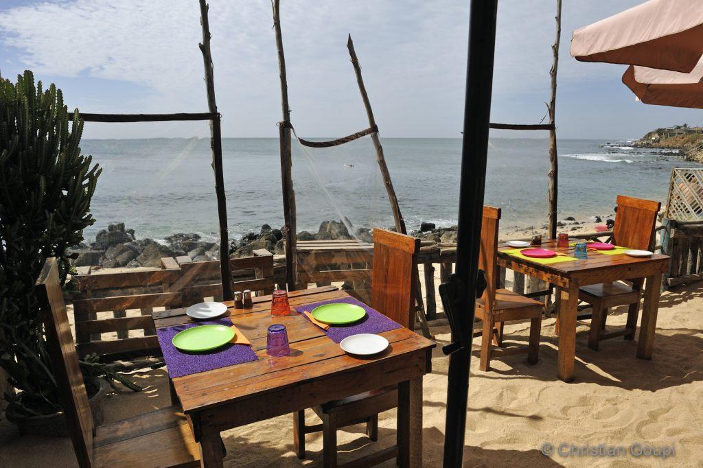 Sénégal - Dakar - Déjeuner iodé au So' Beach