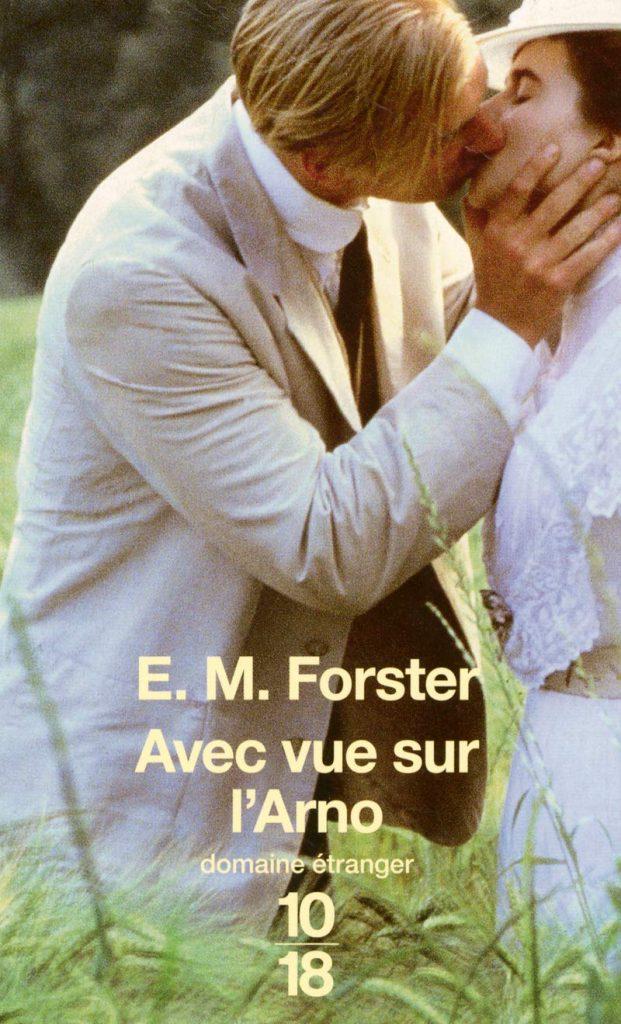Livre - E.M. Forster - Avec vue sur l'Arno