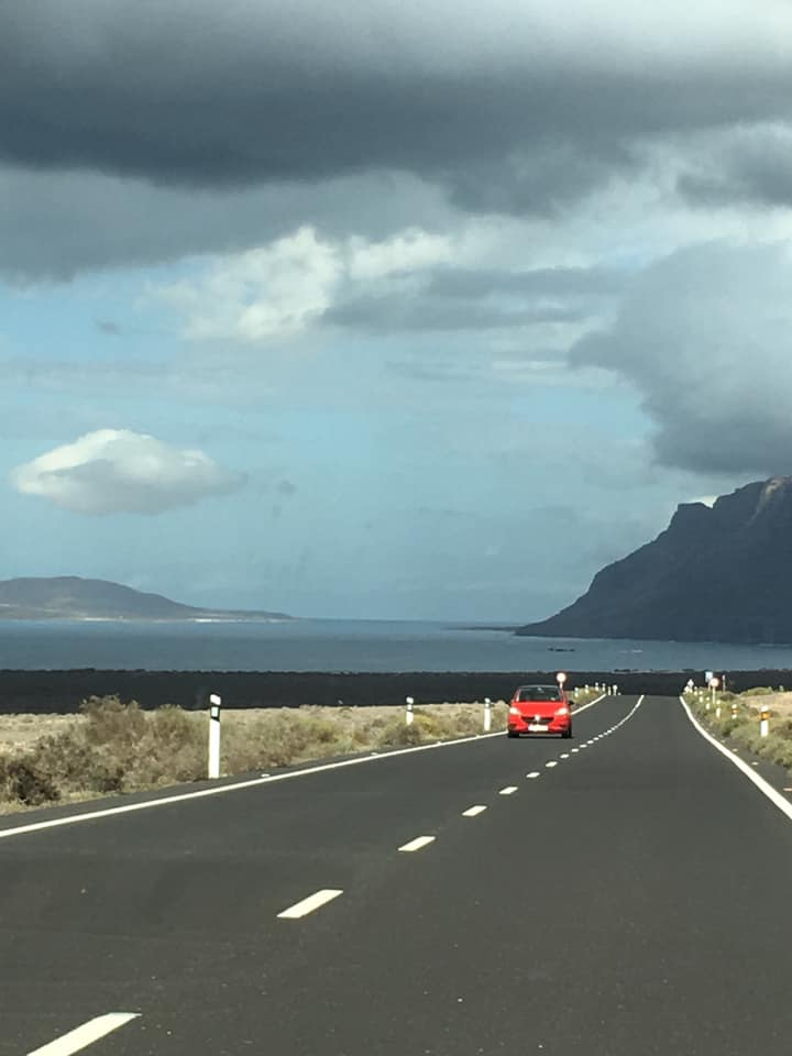 Lanzarote, petite île de charme où l'on se sent délicatement seul. Photo Martine Pavloff Malacarne