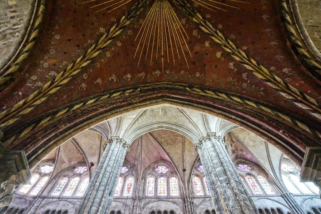 La cathédrale gothique Saint-Etienne de Bourges