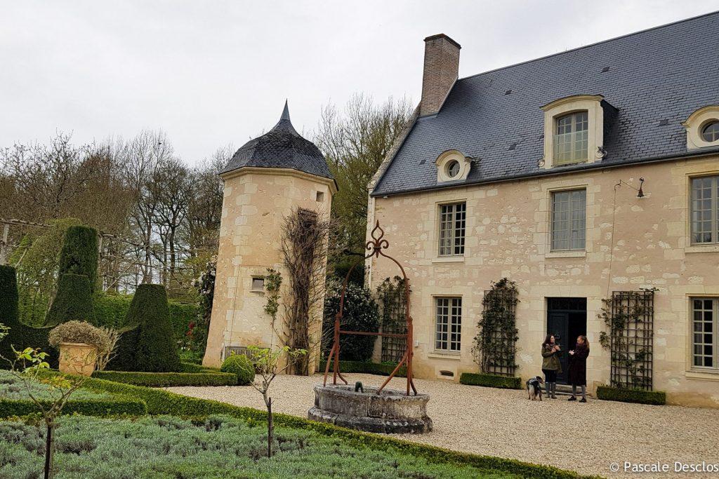 Manoir renaissance du Domaine de Poulaines à Poulaines, près de Valençay, Berry