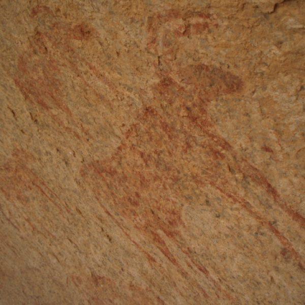 Algérie - Atakor - Les peintures rupestres du Sahara sont datées entre 5 000 et 1 000 av J.-C.