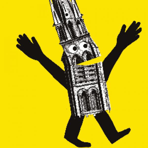 Le logo de l'association Suivez la flèche