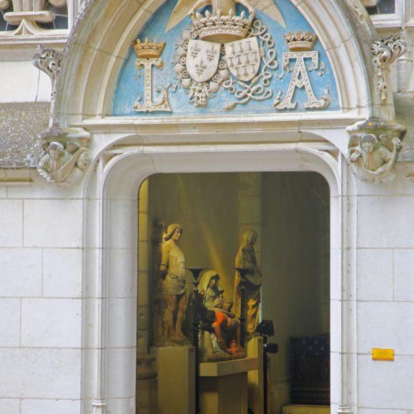 Chapelle royale du château de Blois