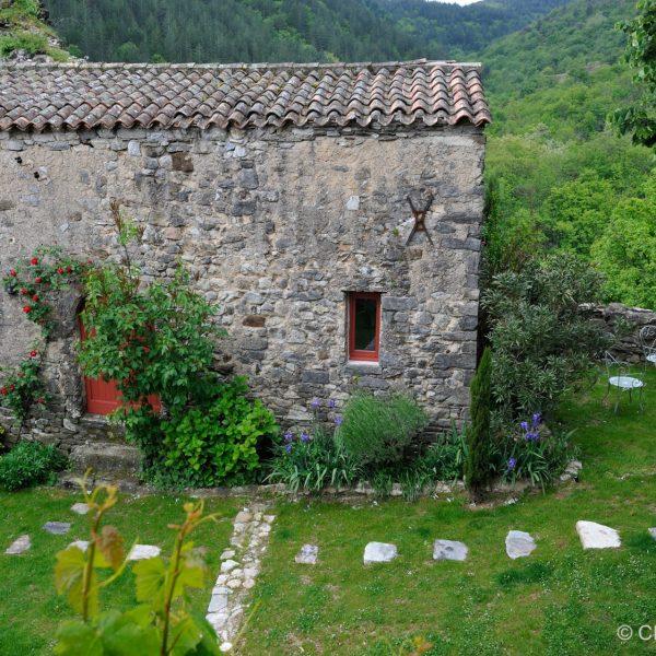 Une maison traditionnelle des Cévennes du Sud