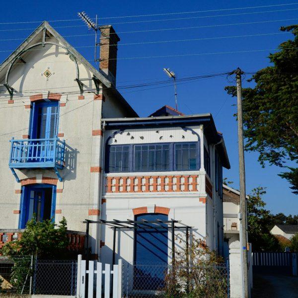 Villa 1900 à Saint-Trojan-les-Bains