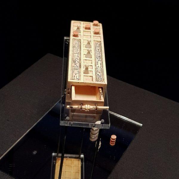 Le senet, le jeu le plus connu de l'Egypte antique