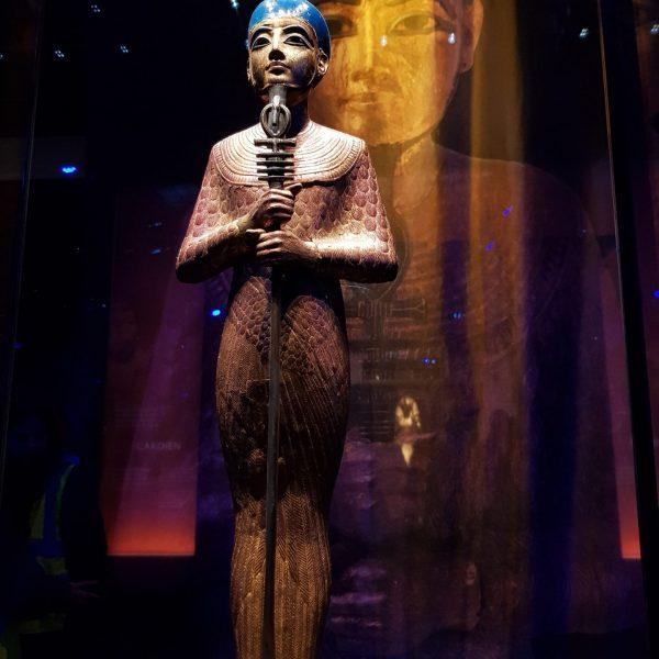 Statue de Ptah, le dieu égyptien des architectes