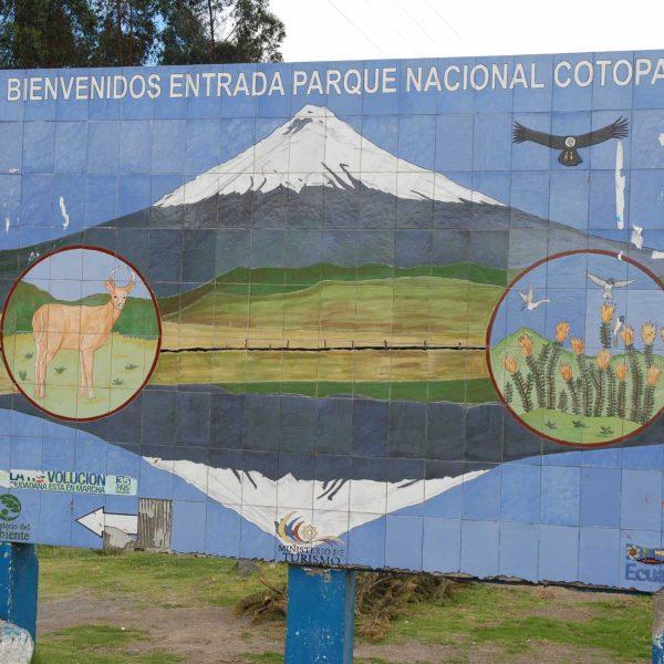 Equateur - Cotopaxi - Parc National
