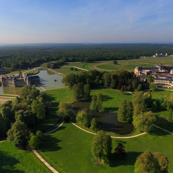 France - Château de Chantilly - Le domaine de Chantilly