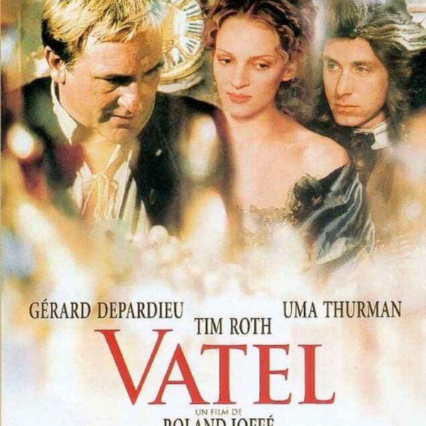 France - Château de Chantilly - Affiche du film Vatel de Roland Joffé