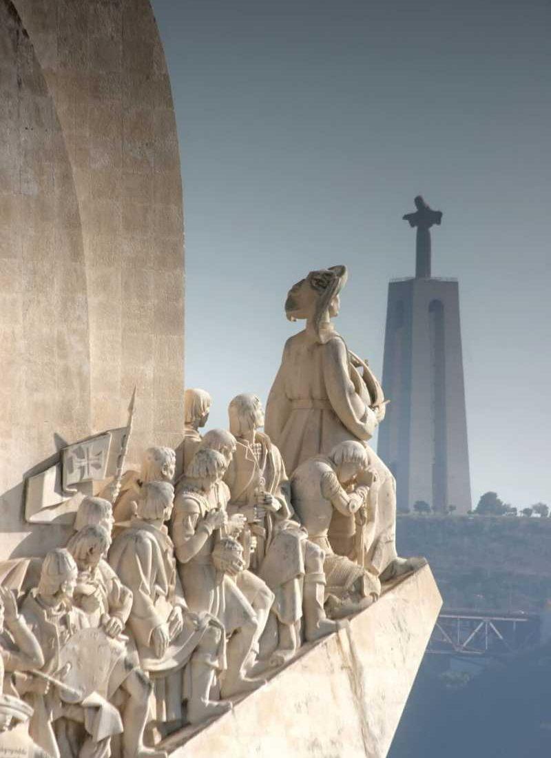 Lisbonne - Monument Aux Découvertes