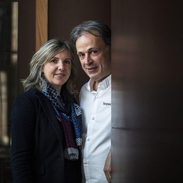 Martine et Jacques Décoret