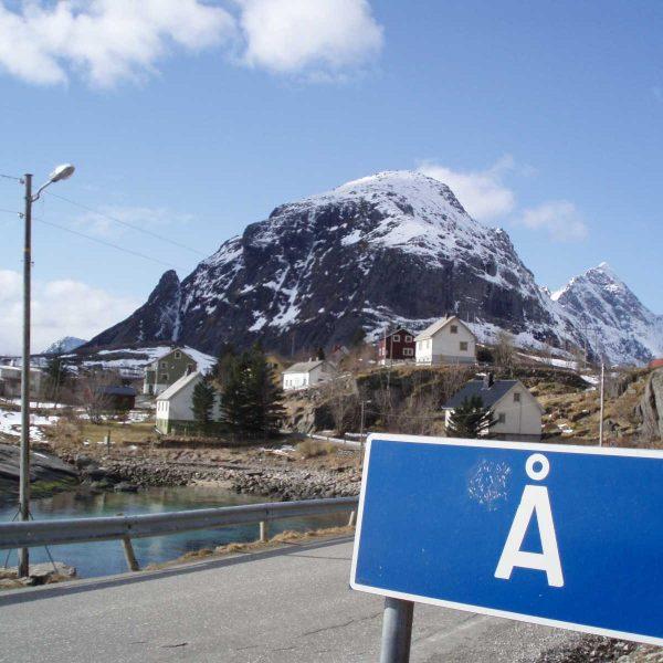 Norvège - Lofoten - Prononcez O !