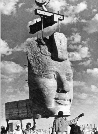 Nubie - Temple Abu Simbel Ramsès 2