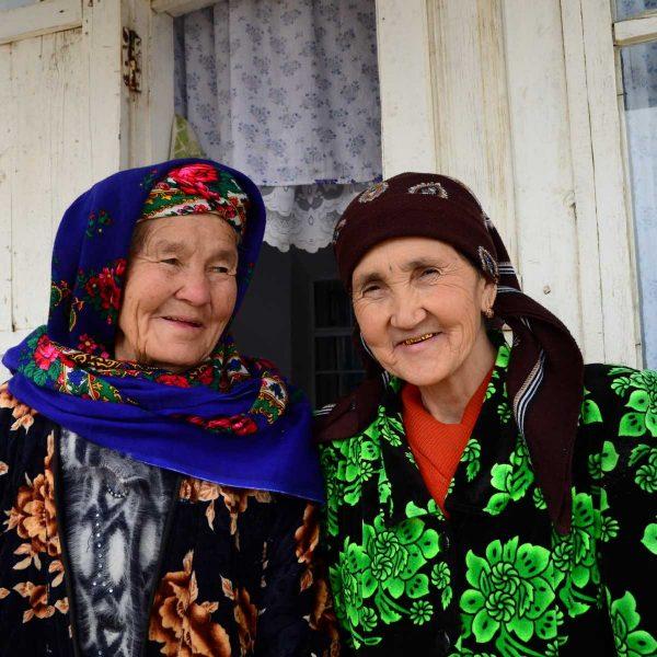 Ouzbekistan - Rencontres et sourires en or au village de Tumanavoul