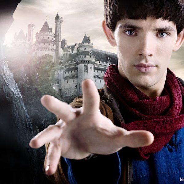 Le château a servi de décor à la série de la BBC, Merlin.