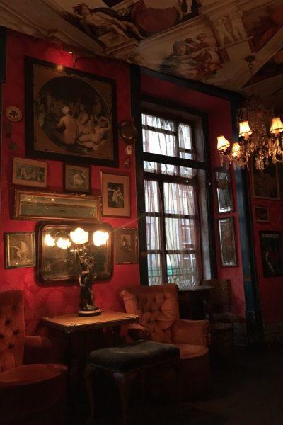 Portugal - Lisbonne - Un zeste d'amour à la Pensao Amor