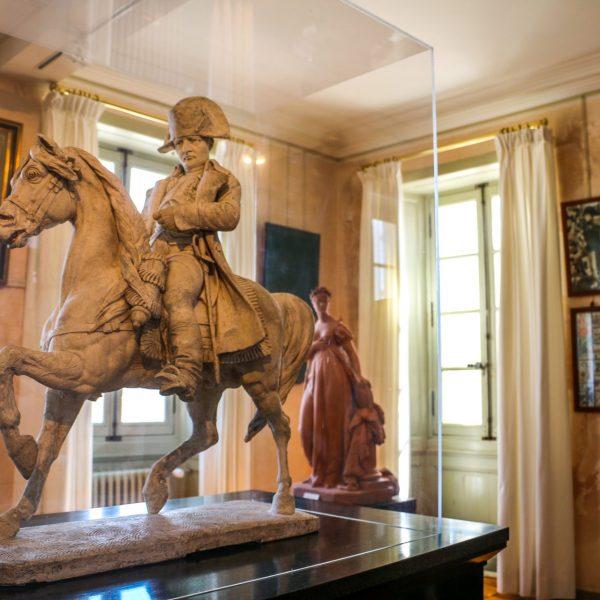 Le Musée napoléonien de l'île d'Aix.