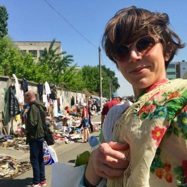 Sara Giraudeau - Les puces de Kiev