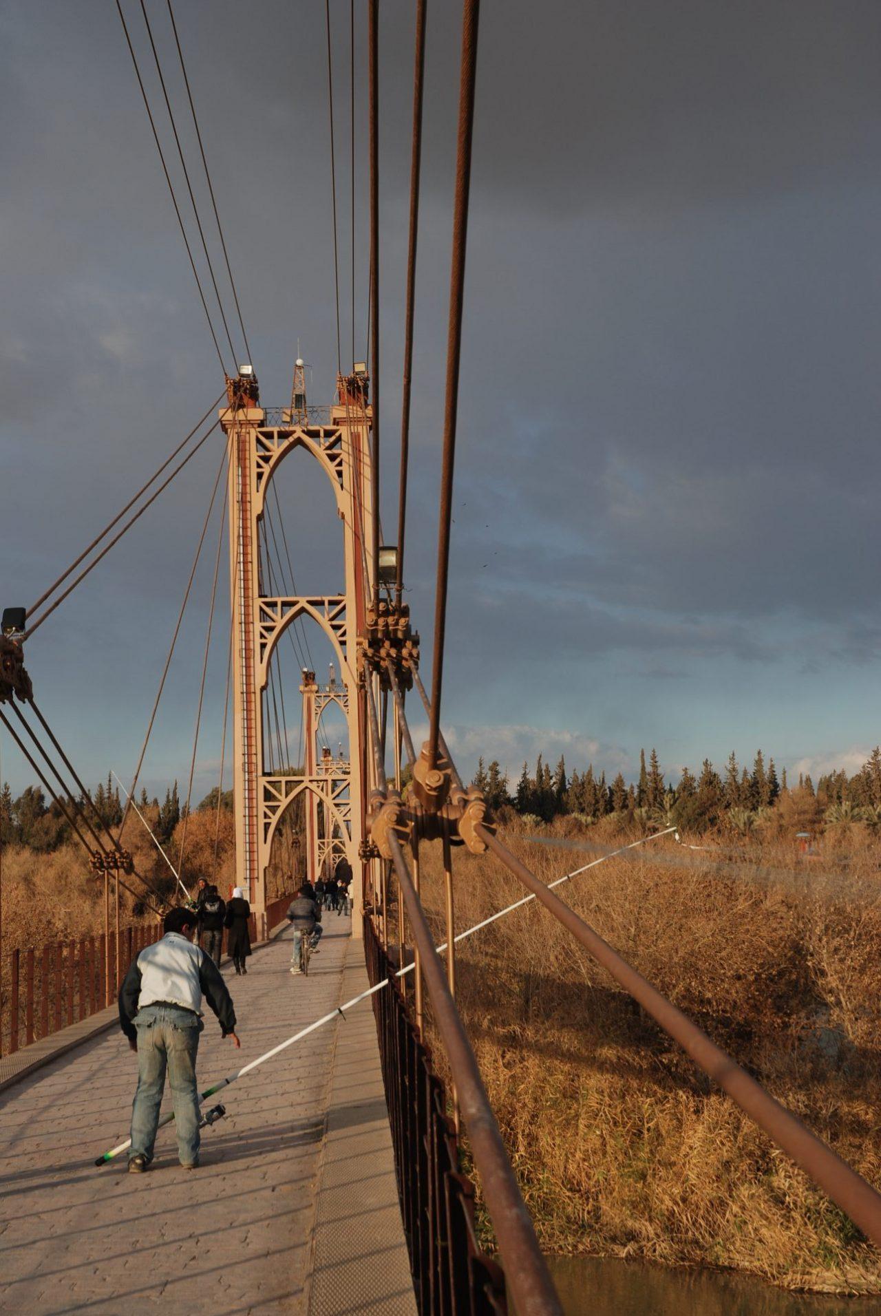 Syrie-Pont-des Français-Euphrate