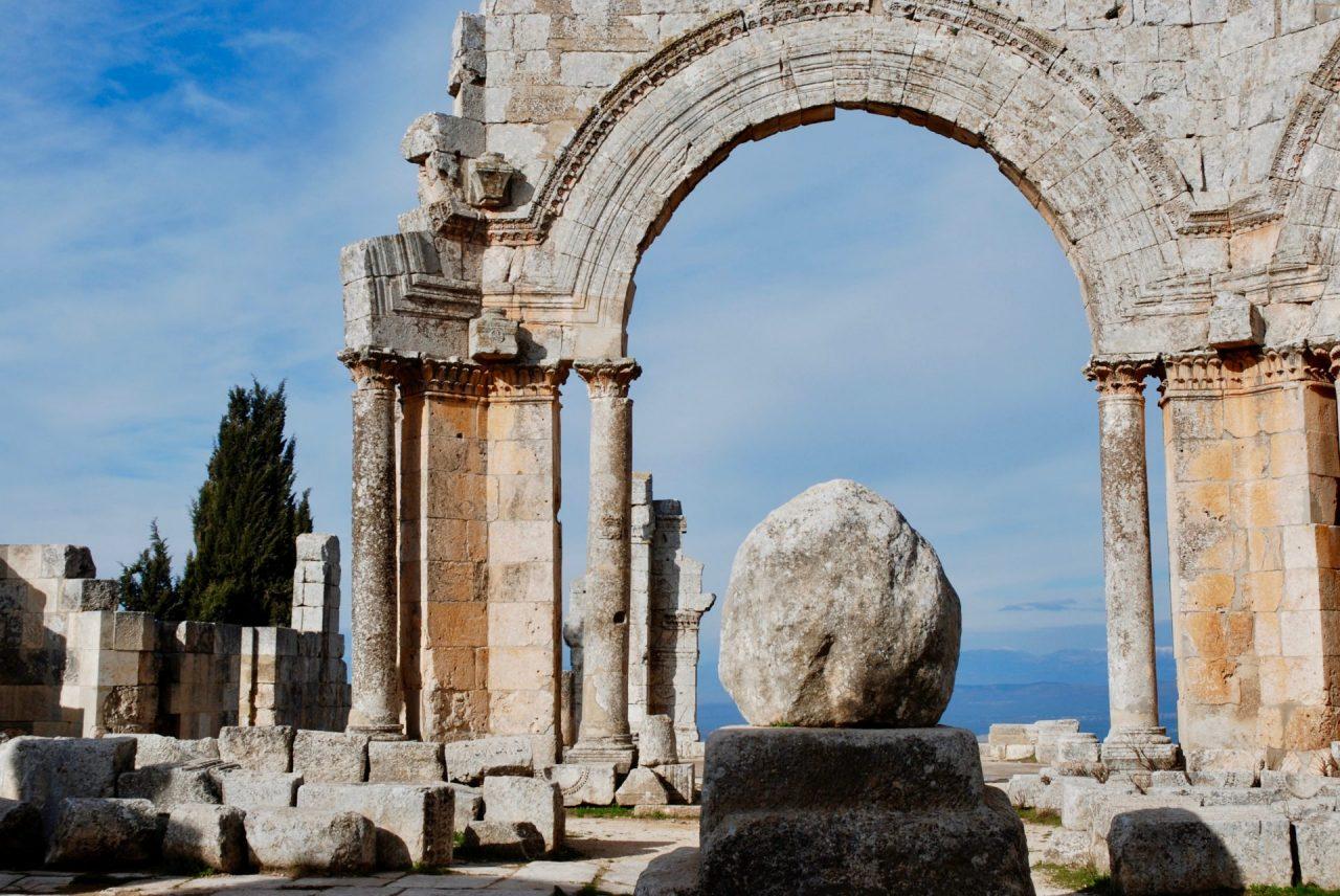 Syrie Saint Simeon