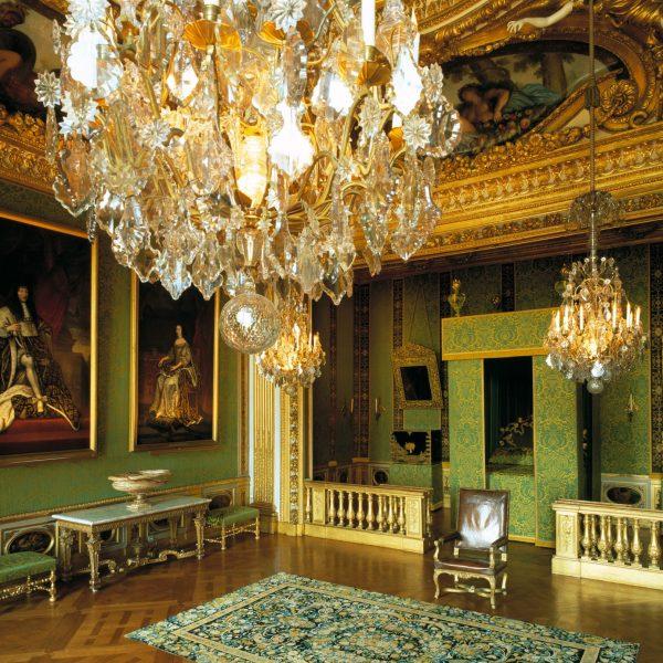 France - Chateau de Vaux le Vicomte - parterres