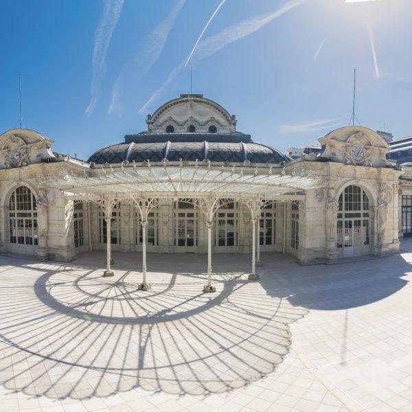 L'ancien casino devenu Palais des congrès.